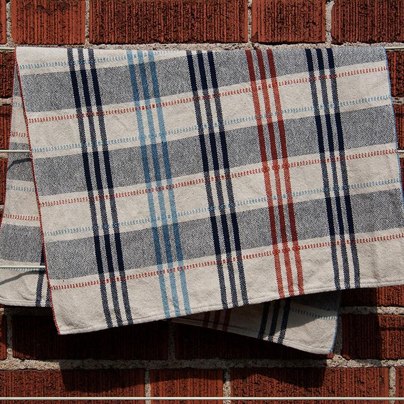 The Dash Tea Towel weaving patterns