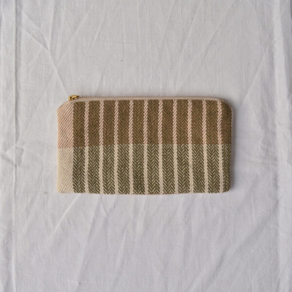 handwoven pouch