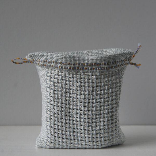 single soap bag weaving pattern